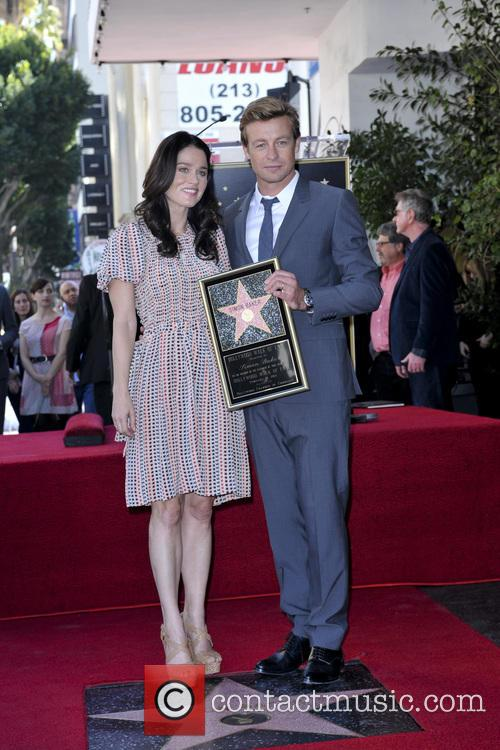 Robin Tunney and Simon Baker 7