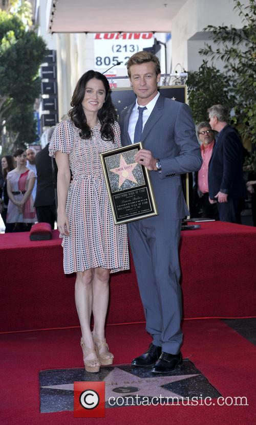 Robin Tunney and Simon Baker 8