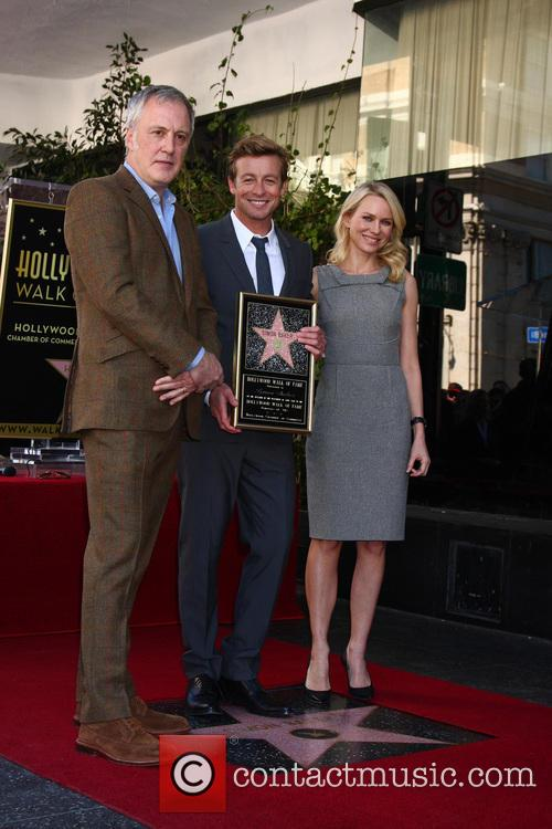 Bruno Heller, Simon Baker and Naomi Watts 3