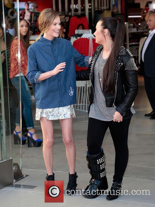 Kate Bosworth and Demi Lovato 6