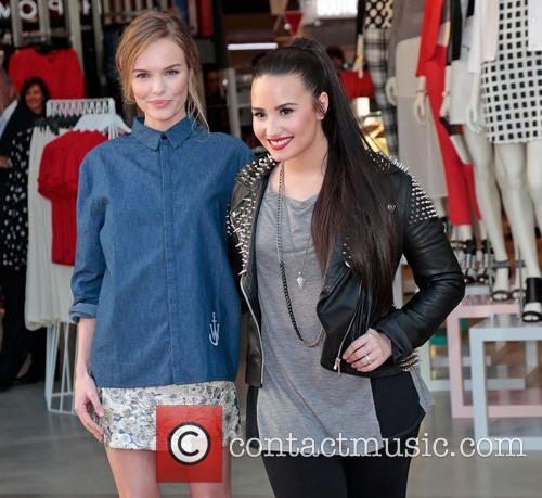 Kate Bosworth and Demi Lovato 9