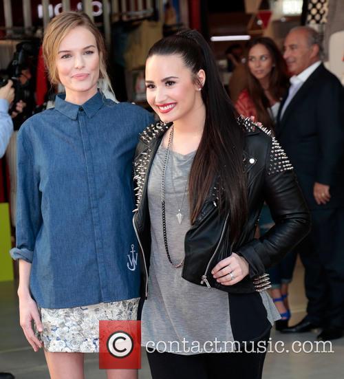 Kate Bosworth and Demi Lovato 10