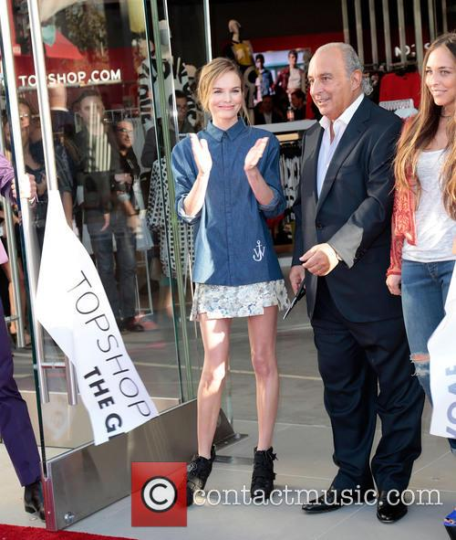 Kate Bosworth, Sir Philip Green and Chloe Green 2
