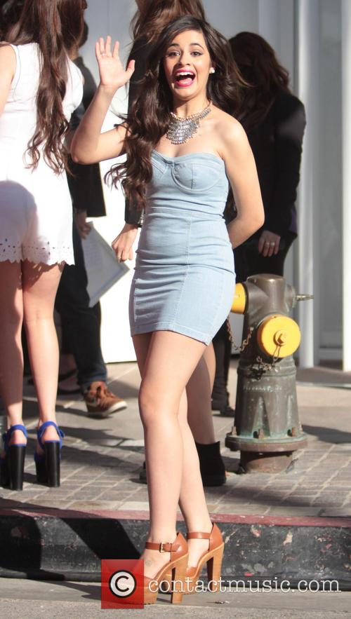 Ally Brooke and Fifth Harmony 1