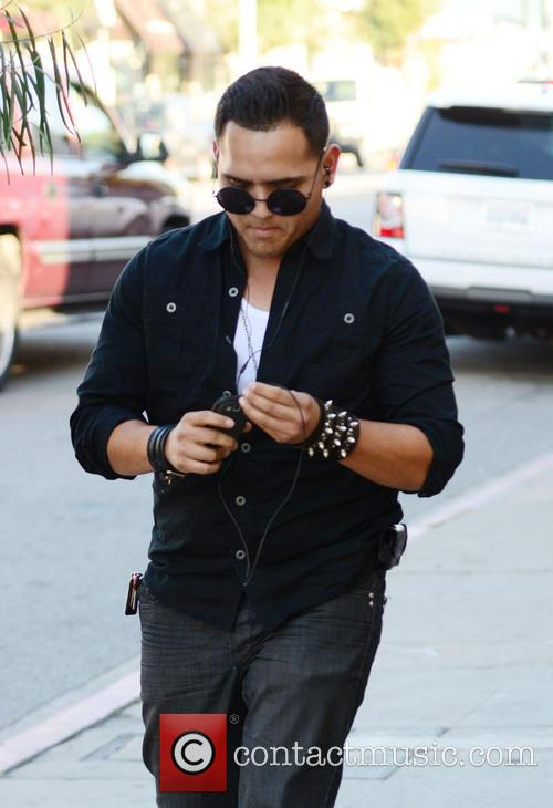 Chris RockStar out and about in Los Angeles