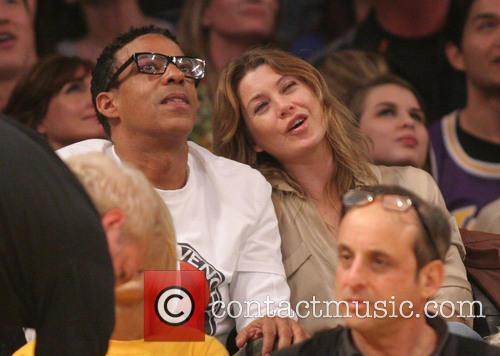 Chris Ivery and Ellen Pompeo 3
