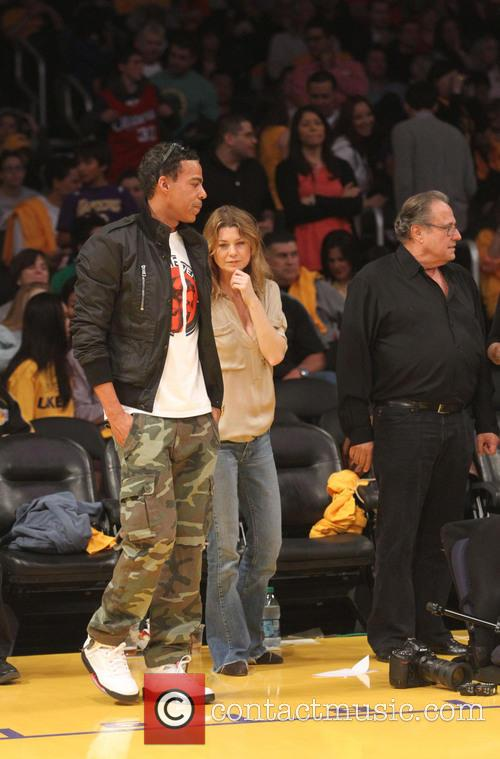 Chris Ivery and Ellen Pompeo 4