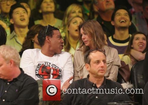 Chris Ivery and Ellen Pompeo 1