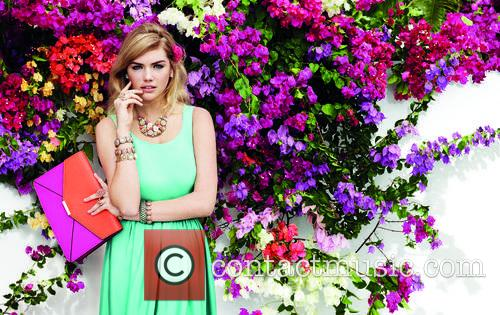 Kate Upton face of Accessorize