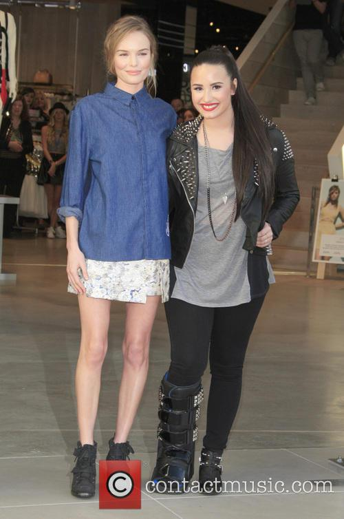 Kate Bosworth and Demi Lovato 5