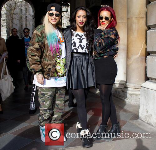 Courtney Rumbold, Alexandra Buggs and Karis Anderson 2