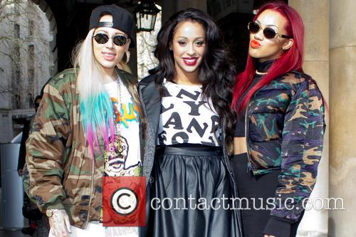 Courtney Rumbold, Alexandra Buggs and Karis Anderson 4