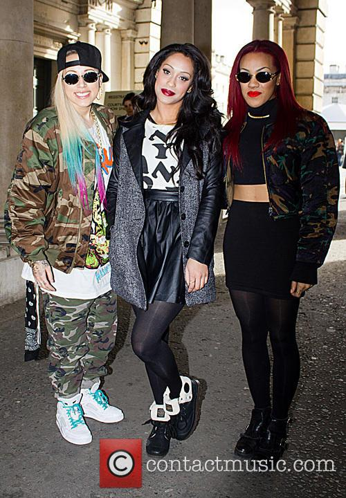 Courtney Rumbold, Alexandra Buggs and Karis Anderson 1