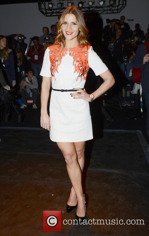 Amanda Byram, London Fashion Week