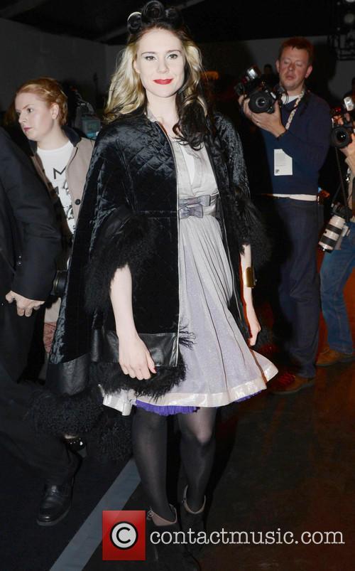 Kate Nash, London Fashion Week