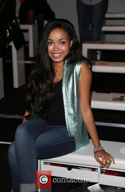 Dionne Bromfield, London Fashion Week