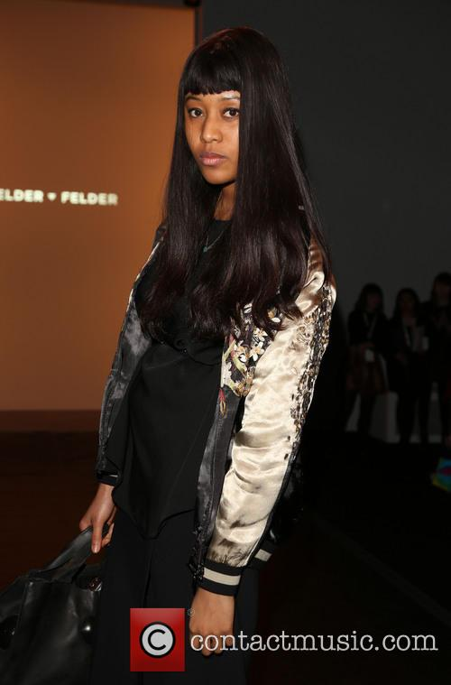 VV Brown, London Fashion Week