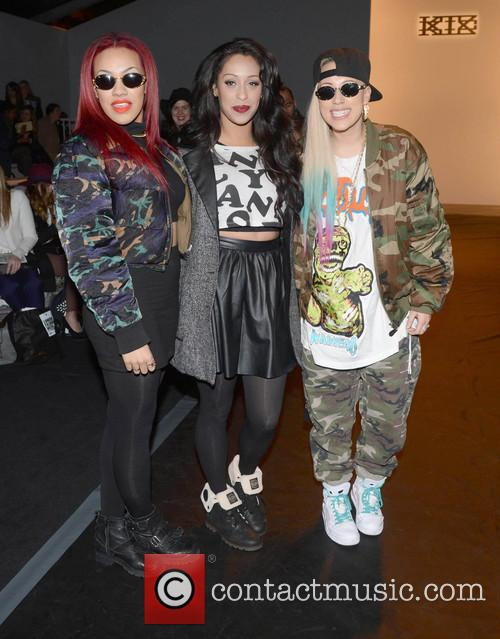Alexandra Buggs, Karis Anderson and Courtney Rumbold 2