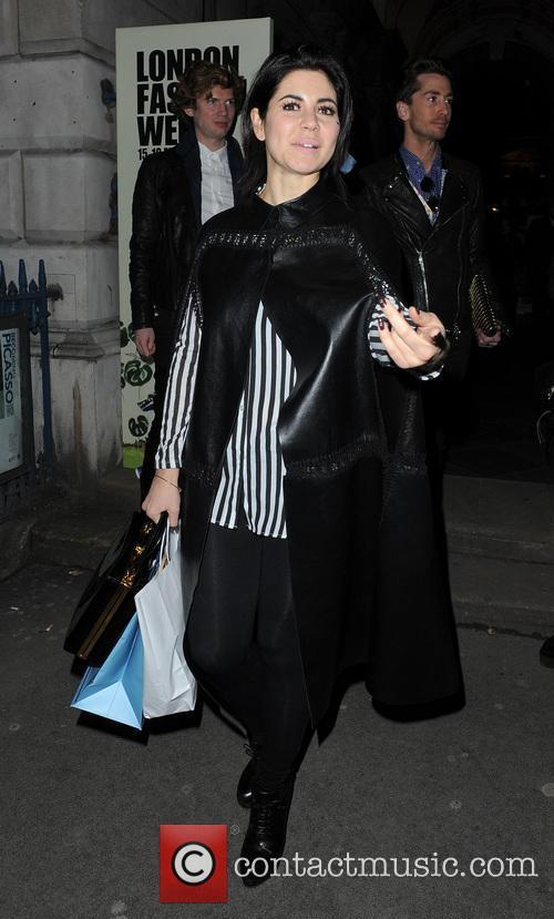 Marina Lambrini Diamandis Aka Marina and The Diamonds 5