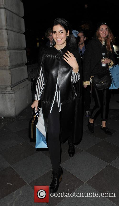 Marina Lambrini Diamandis Aka Marina and The Diamonds 8