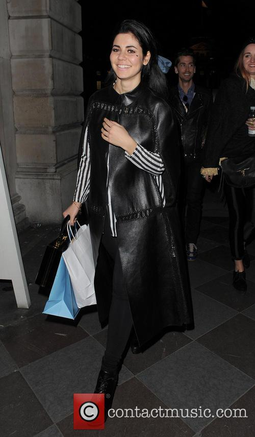 Marina Lambrini Diamandis Aka Marina and The Diamonds 9