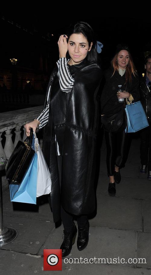 Marina Lambrini Diamandis Aka Marina and The Diamonds 11