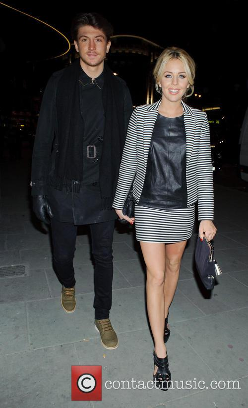Tom Kilbey, Lydia Bright and Lydia Rose Bright 2