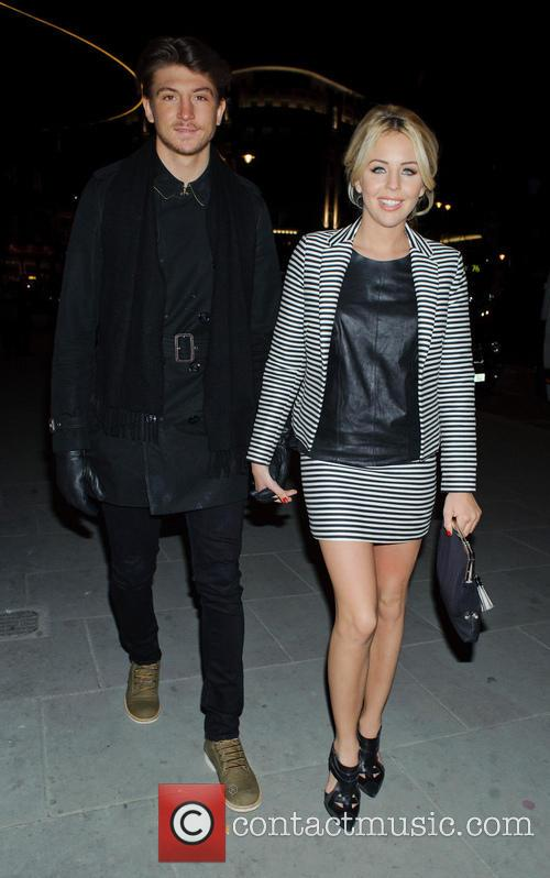 Tom Kilbey, Lydia Bright and Lydia Rose Bright 1