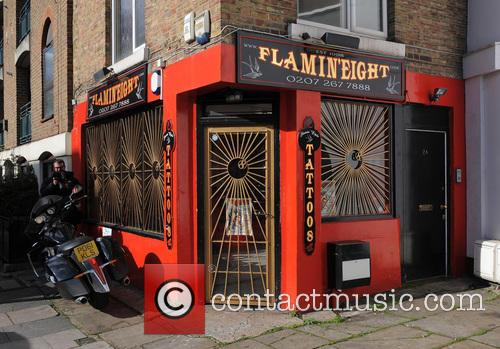 Atmosphere and Flamin' Eight Tattoo Parlour 2