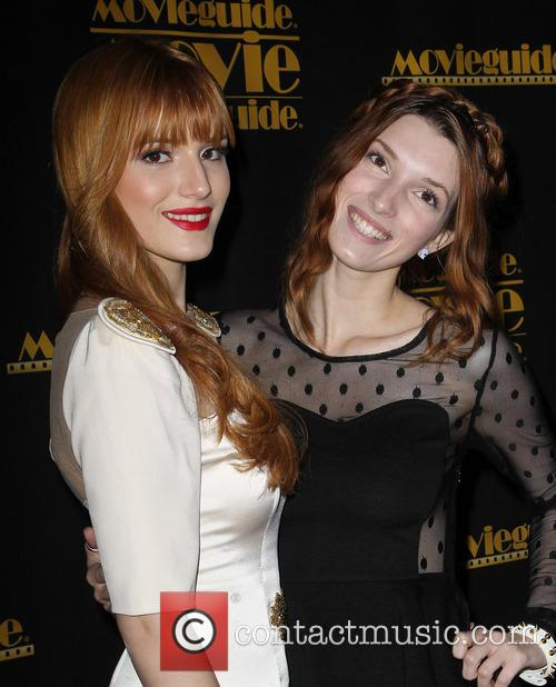 Bella Thorne and Dani Thorne 11