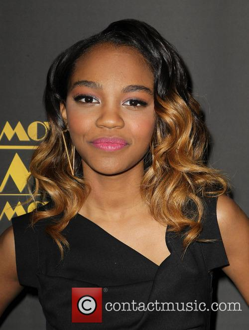 China Anne Mcclain and Mcclain Sisters 5