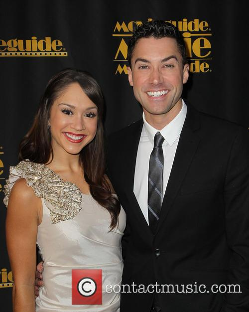 Diana Degarmo and Ace Young 5