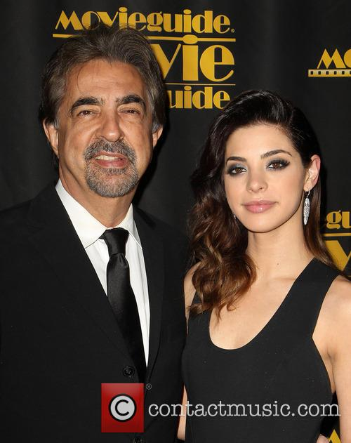 Joe Mantegna and Gia Mantegna 5