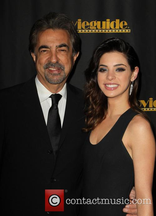 Joe Mantegna and Gia Mantegna 6