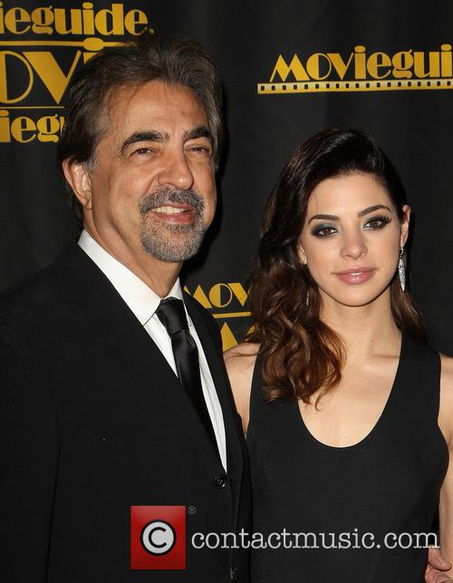 Joe Mantegna and Gia Mantegna 7