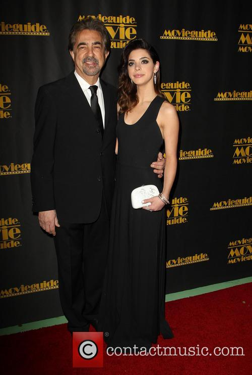 Joe Mantegna and Gia Mantegna 9