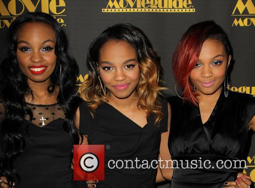 Sierra Mcclain, China Anne Mcclain, Lauryn Mcclain and Mcclain Sisters 1