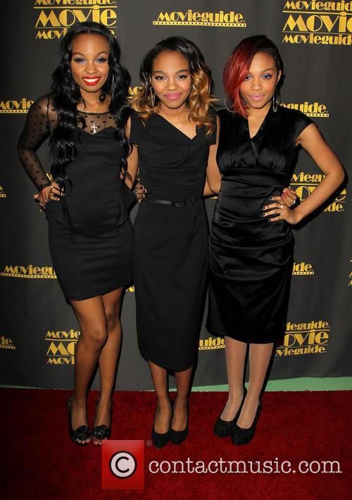 Sierra Mcclain, China Anne Mcclain, Lauryn Mcclain and Mcclain Sisters 2