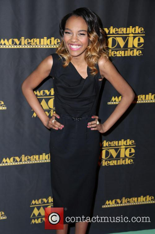 China Anne Mcclain 1