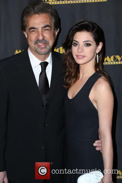 Joe Mantegna and Gia Mantegna 1