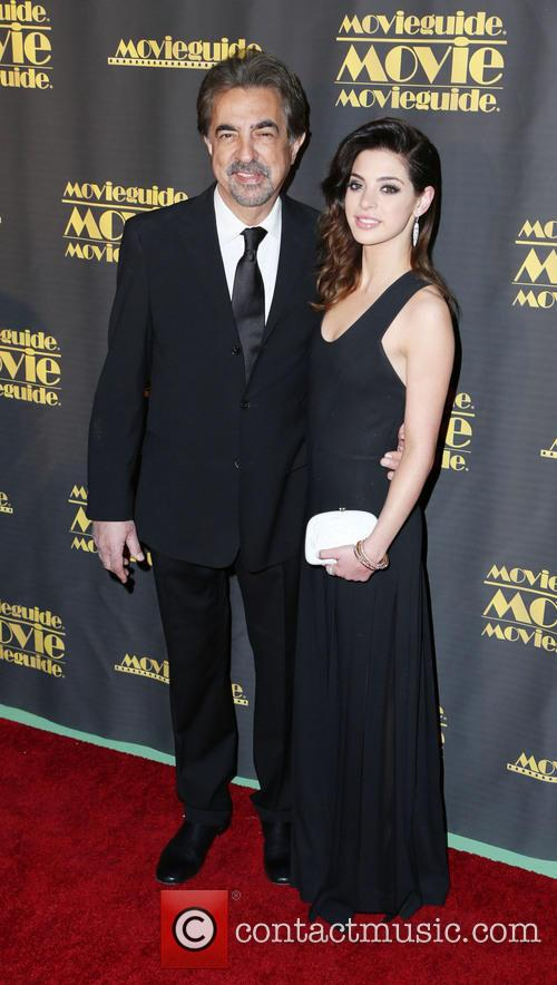 Joe Mantegna and Gia Mantegna 2