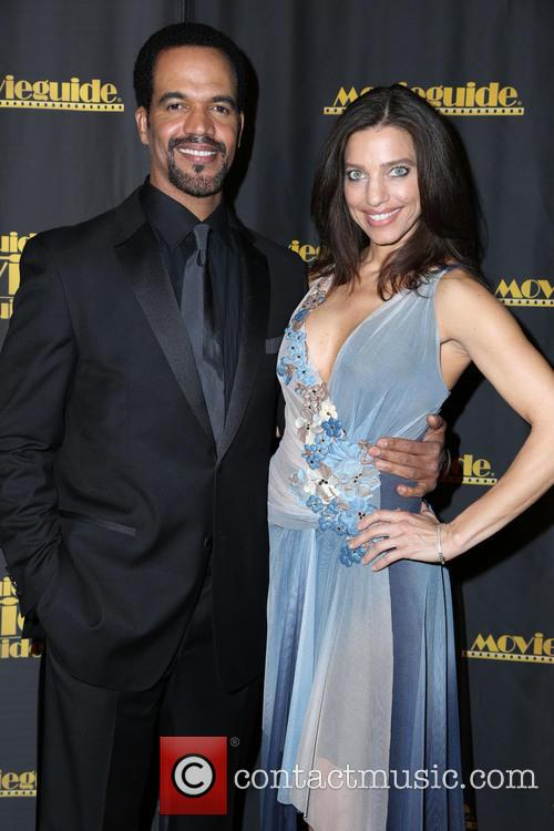 Kristoff St John and Guest