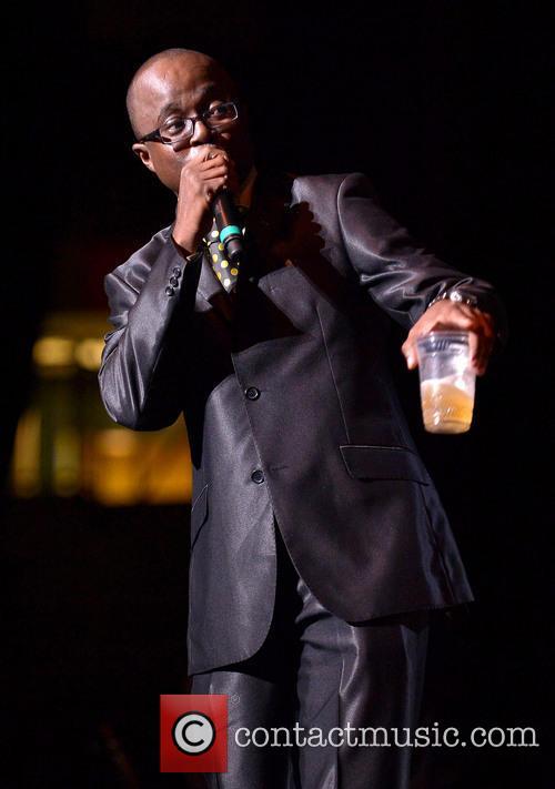 Comedian Marvin Dixon 2