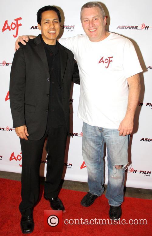 Agustin Rodriguez and Scott Eriksson 2
