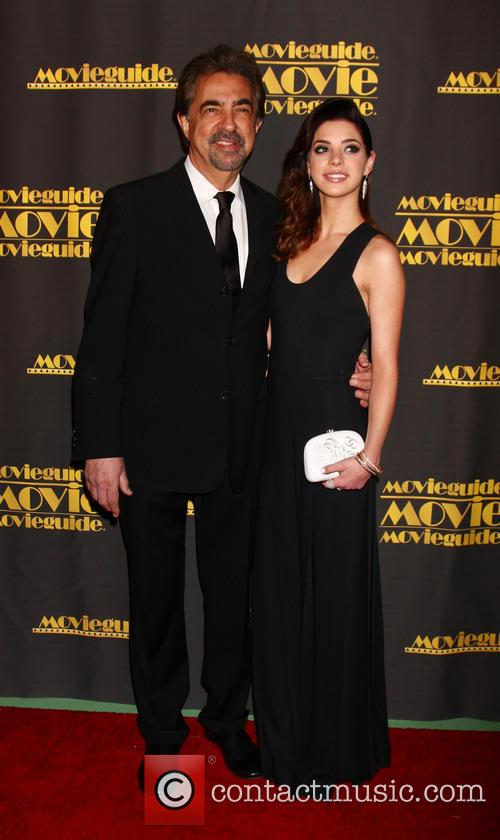 Joe Mantegna and Gia Mantegna 10