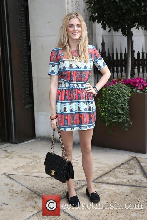 London Fashion Week Autumn/Winter 2014 - Celebrity sightings