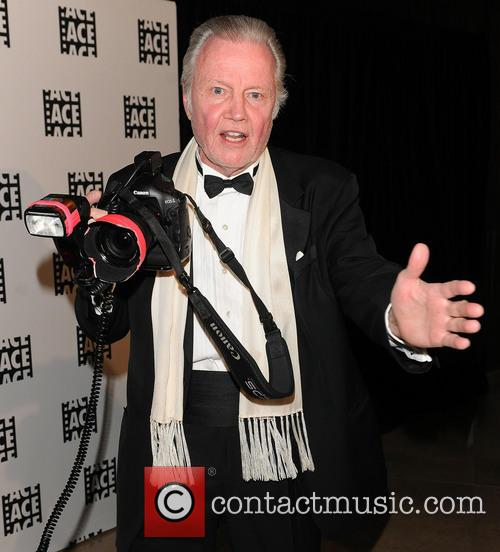 Jon Voight, Beverly Hilton Hotel