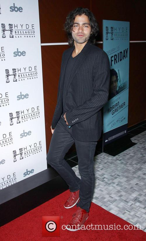 Adrian Grenier hosts at Hyde Nightclub