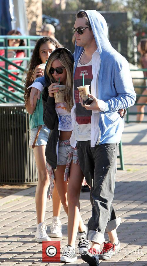 Ashley Tisdale and Christopher French 7