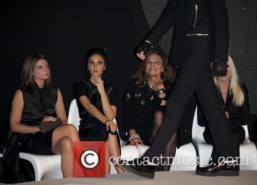 Victoria Beckham, Diane von Furstenberg and Donatella Versace 3